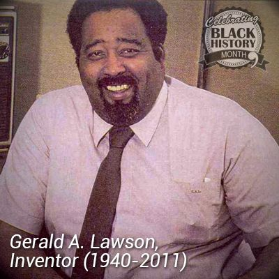 Black History Month - Jerry Lawson: Father of the interchangable